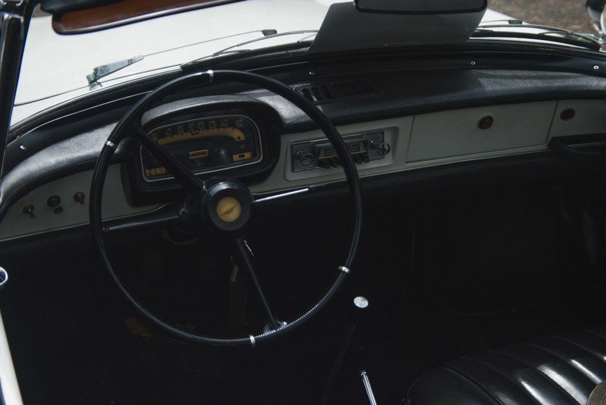 interieur caravelle