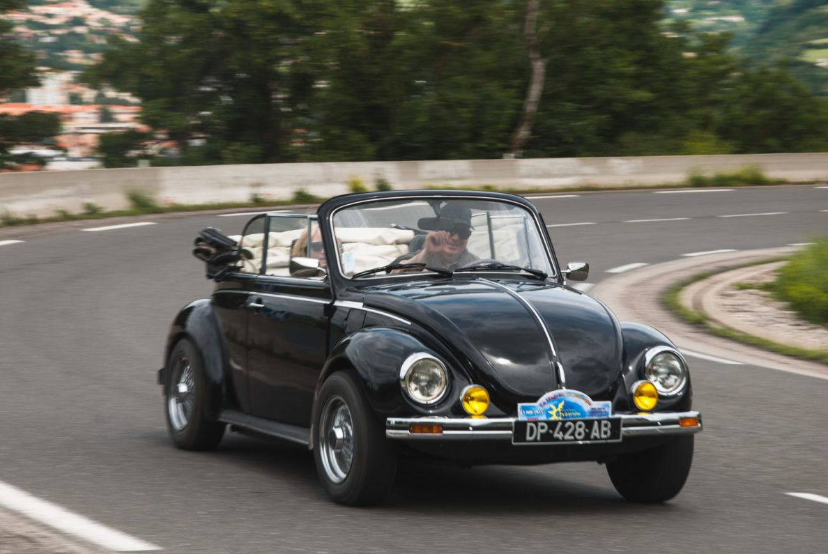 VW Coccinelle Cabriolet